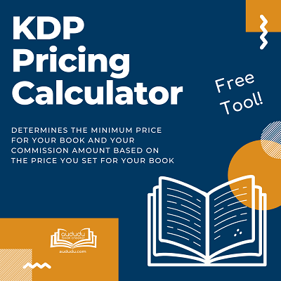 New KDP Pricing Calculator