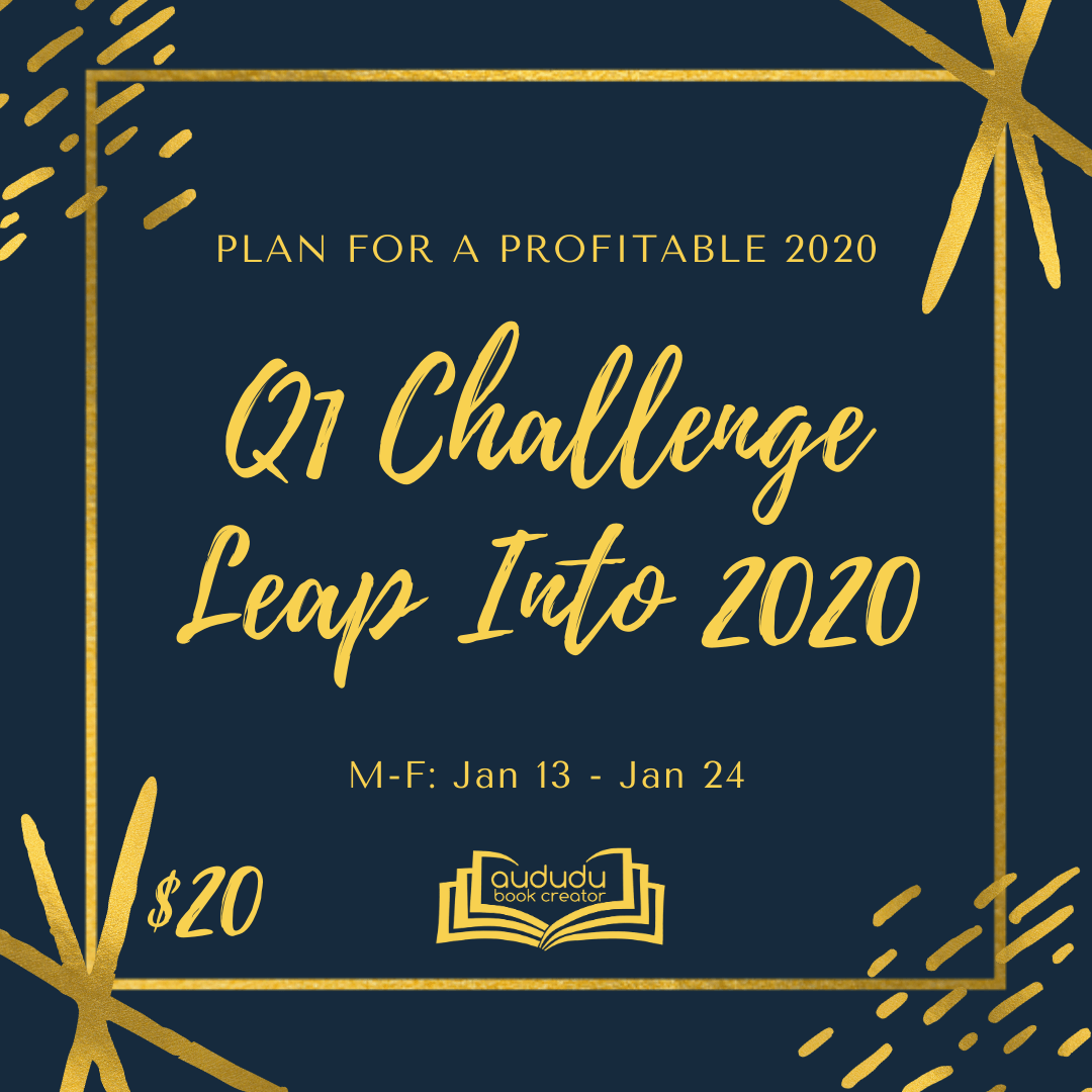 Q1 Challegne - Leap Into 2020